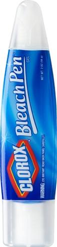 Bleach pen