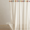 Forbidden [shower curtain] Love, or Why I Tied 100 Tassels (and how you can do it too)